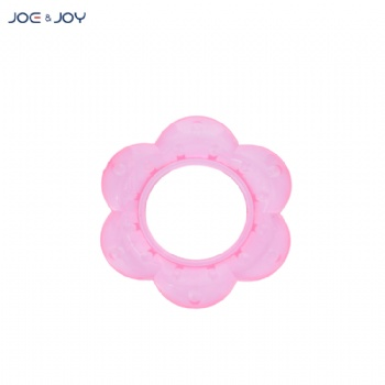 Flower pattern Teether