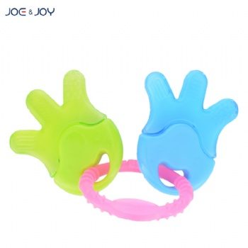 2sets water teether with ring